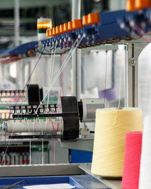 tournage, fraisage, decoupe pièces pour l'industrie textile