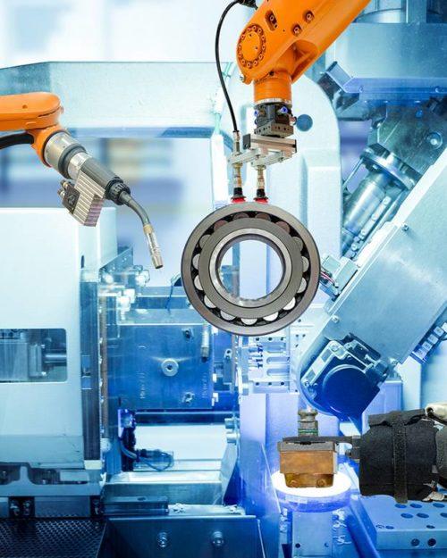 fabricant de pièce secteur robotique