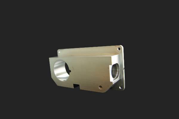 fabricant pièce fraisée machine mécatronique aluminium 7075