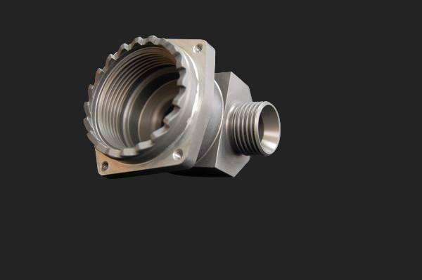 Pièce aluminium 6082 pour aéronautique, médical, optique