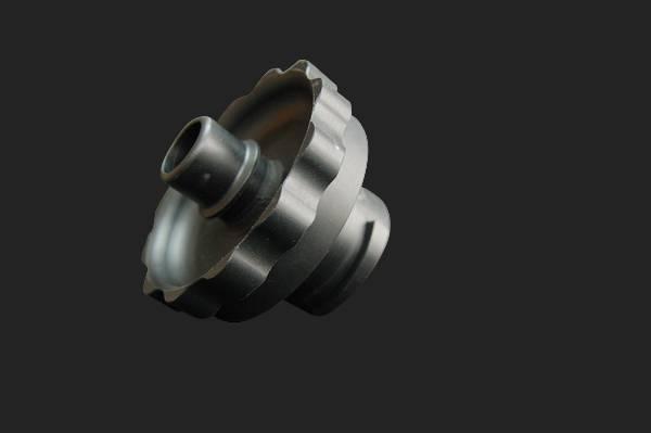 usinage de pièce aluminium mécatronique, métrologie